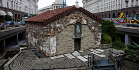 Church of St. Petka of the Saddlers, Sofia, Bulgaria