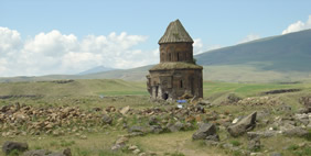 The Church of St. Gregory of Abughamir Family, Turkey