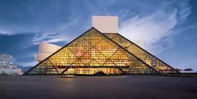 Зал и Музей Славы Рок-н-ролла, Огайо, США