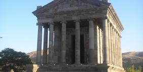 Գառնի Տաճար, Հայաստան