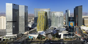 City Center, Las Vegas, USA