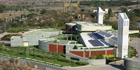 CII - Sohrabji Godrej Green Business Centre, Hyderabad, India