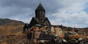 Gladzor Monastery, Vayots Dzor Region, Armenia