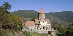 Vahanavank, Syunik Region, Armenia