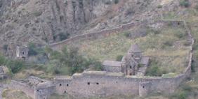Gndevank Monastery, Vayots Dzor, Armenia