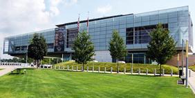 William J.Clinton Presidential Library, Arkansas, USA