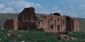 Ереруйская Базилика, Анипемза, Армения