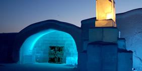 Սառցե Հյուրանոց, Լապլանդիա, Շվեդիա