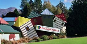 Աշխարհն Իբրև Գլուխկոտրուկ, Նոր Զելանդիա