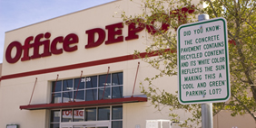 Office Depot, Austin, Texas, USA