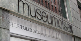 Museum of Sex, New York, USA