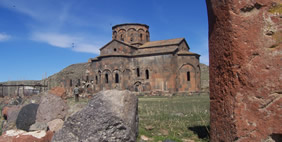 Katoghike Church, Talin, Armenia