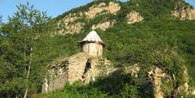 Gtchavank Monastery, Togh, NKR (Armenia)