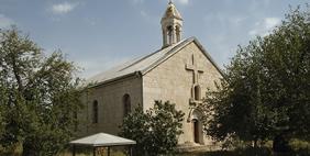 Монастырь Амарас, Сос, НКР (Армения)
