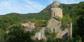 Монастырь Аракелоц, Ачаркут, Армения