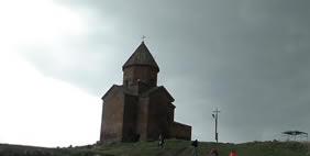 Lmbatavank Monastery, Artik, Armenia