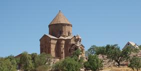 Սուրբ Խաչ Եկեղեցի, Ախթամար Կղզի, Վան, Թուրքիա