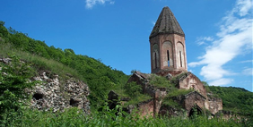 Монастырь Киранц, Киранц, Армения