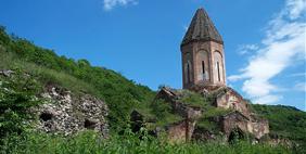 Kirants Monastery, Kirants, Armenia