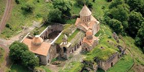 Монастырский Комплекс Дадиванк, НКР (Армения)