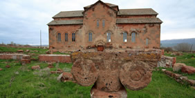 St. Grigor Cathedral, Aruch, Armenia
