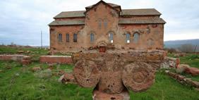 St. Grigor Cathedral, Aruch, Armenia