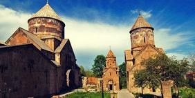 Монастырский Комплекс Кечарис, Армения