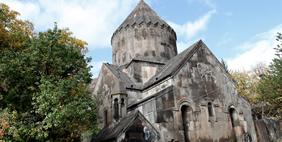Bjni Surb Astvatsatsin Monastery, Bjni, Armenia