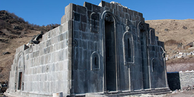 Bgavor Church, Akori, Armenia
