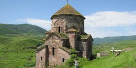 Surb Astvatsatsin Church, Voskepar, Armenia