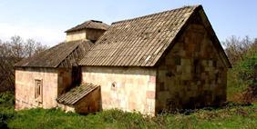 Мшкаванк, Кохб, Армения