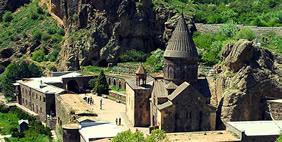 Գեղարդի Վանք, Հայաստան