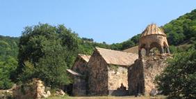 Սրբանեսի Վանք, Արդվի, Հայաստան