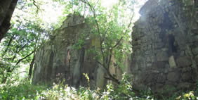 Դեղձնուտի Վանք, Աճարկուտ, Հայաստան