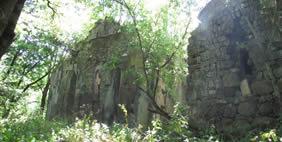 Deghdznut Monastery, Acharkut, Armenia