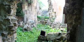 Bardzrakash St. Grigor Monastery, Dsegh, Armenia