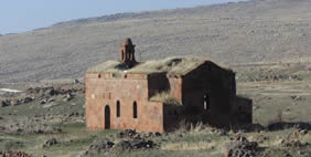 Surb Sargis Church, Mastara, Armenia