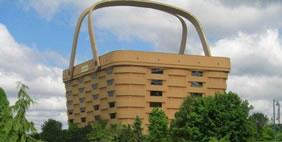 The Basket Building, Newark, Ohio, USA