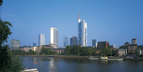 Commerzbank Tower, Frankfurt, Germany