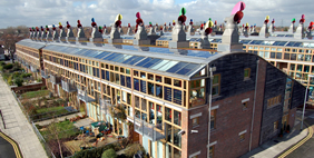 Beddington Zero Energy Development, United Kingdom