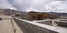 Druk White Lotus School, Ladakh, India