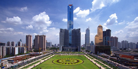 CITIC Plaza, Guangzhou, China