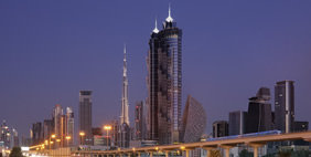 JW Marriott Marquis Hotel Towers, Dubai, UAE