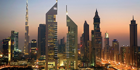 Emirates Tower One, Dubai, UAE