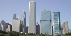 Aon Center, Chicago, USA