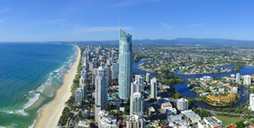 Q 1 Tower, Gold Coast, Australia