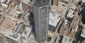 JPMorgan Chase Tower, Houston, USA