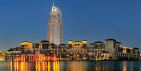 The Address, Dubai, UAE