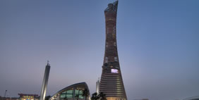 Aspire Tower, Doha, Qatar