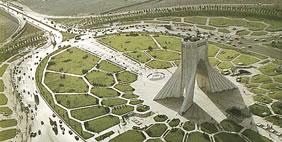 Ազատության Աշտարակ, Թեհրան, Իրան